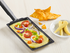 Raclette Mexican