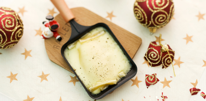 Weihnachts-Raclette